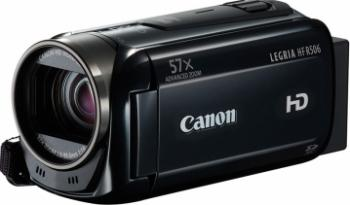 Camera video digitala Canon Legria HF R506 Neagra