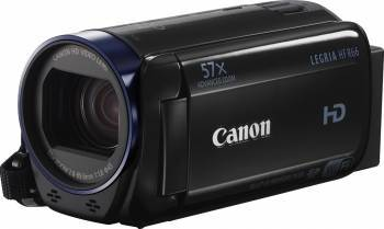 Camera video digitala Canon Legria HF R66 Full HD Black Camere video digitale