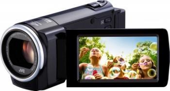 Camera Video Digitala JVC GZ-E15BE Black 40x zoom optic SDXC