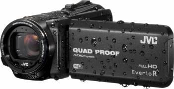 Camera Video Digitala JVC GZ-RX615BEU FullHD Black Camere video digitale