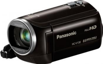 Camera Video Digitala Panasonic Full HD HC-V130 Black