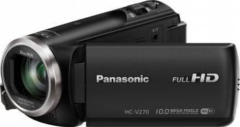 Camera Video Digitala Panasonic HC-V270EP Black