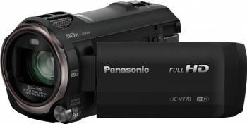 Camera Video Digitala Panasonic Hc-v770ep Black
