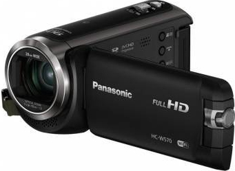 Camera Video Digitala Panasonic HC-W570EP Black
