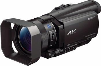 Camera video digitala semi-profesionala Sony FDR-AX100 Neagra