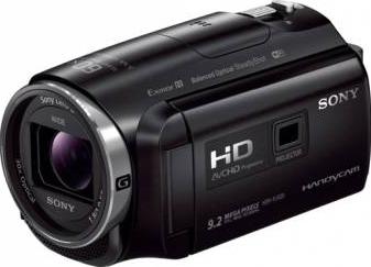 Camera video digitala Sony HDR-PJ620B cu proiector