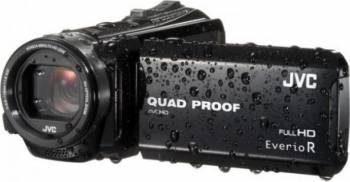 Camera video JVC GZ-RX645BEU Quad-Proof  Negru