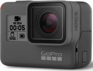 Camera video outdoor GoPro Hero 5 Black Edition 4K cu GPS Camere Video OutDoor