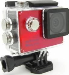 Camera video outdoor GoXtreme Rallye HD Red