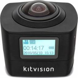 Camera Video Outdoor KitVision 360 Immerse wireless Negru Camere Video OutDoor