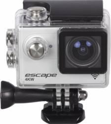 Camera Video Outdoor Kitvision Escape 4K Wi-Fi Silver-Black