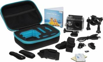 Camera video outdoor Kitvision Escape HD5W Full HD + bundle Black