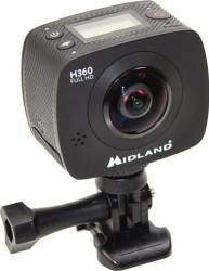 Camera video outdoor Midland H360 Action Camera Full HD Camere Video OutDoor