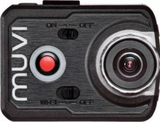 Camera Video Outdoor Muvi K-2 NPNG Handsfree Black Camere Video OutDoor