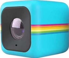 Camera Video Outdoor POLAROID Sport Cube Plus HD Albastru