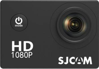 Camera Video Outdoor SJCAM SJ4000 1080p Negru Camere Video OutDoor