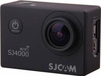 Camera Video Outdoor SJCAM SJ4000 1080p WiFi Negru Camere Video OutDoor