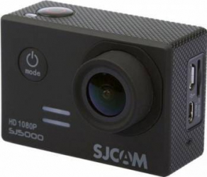 Camera Video Outdoor SJCAM SJ5000 1080p 14 Mp Negru Camere Video OutDoor