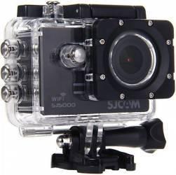 Camera Video Outdoor SJCAM SJ5000 WiFi 1080p 14 Mp Negru Camere Video OutDoor