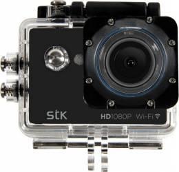 Camera Video Outdoor STK Explorer Wi-Fi Black