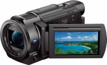Camera video Sony Handycam FDR-AX33 4K Neagra Camere video digitale
