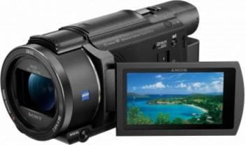 Camera video Sony Handycam FDR-AX53 4K B.O.SS Black Camere video digitale