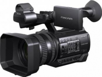Camera Video Sony HXR-NX100 Full HD Black Camere video digitale