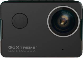 Camera Video Sport GoXtreme Barracuda 4K 20 MPx Fara Carcasa Subacvatica Camere Video OutDoor