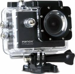 Camera Video Sport Panox MX200 720p + 6 Accesorii Negru Camere Video OutDoor