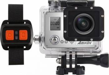 Camera video sport PNI Amkov AMK7000S 4K Action Camera Camere Video OutDoor