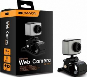 Camera Web Canyon CNE-CWC2 HD Camere Web