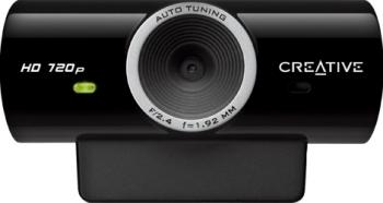 Camera Web Creative Live Cam Sync HD Black Camere Web