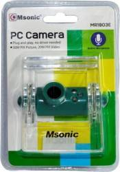 Camera Web Msonic MR1803E Verde Camere Web
