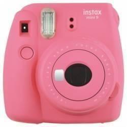 Camera foto instant Fujifilm Instax mini 9 Roz Aparate Foto Film