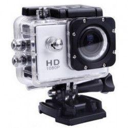 Camera Sport iUni Dare 50i HD 1080P 12M Waterproof Argintiu Camere Video OutDoor