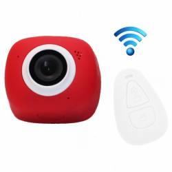 Camera Sport iUni Dare G3i Pink Full HD WiFi Telecomanda Camere Video OutDoor