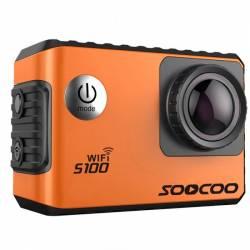 Camera Video Sport 4K iUni Dare S100 Pro Black WiFi mini HDMI 2 inch LCD comanda vocala telecomanda Camere Video OutDoor