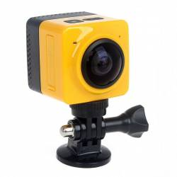 Camera video sport Cube360 Panoramic VR Sport Action Camera Full HD 1280x1024P Camere Video OutDoor