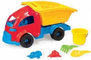 Camion cu accesorii pentru plaja Jucarii pentru exterior