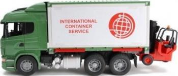 Camion cu izolare SCANIA R-Serie
