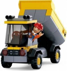 SLUBAN Camion de gunoi mic Jucarii