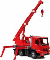 Camion macara pompieri Lena pentru copii Mercedes Machete