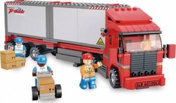 Camionul pentru containere Sluban Town M38-B0338 Lego