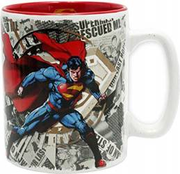 Cana AbyStyle Superman 460 ml Gaming Items