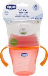 Cana Chicco 6 luni 200 ml Rosie