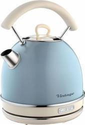 Cana electrica Ariete Vintage 2877 1.7l 2000W Crem/Bleu Fierbatoare