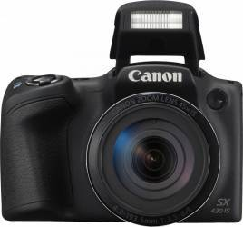 Aparat foto digital Canon Powershot SX430 IS 20MP Wi-Fi Negru Aparate foto compacte