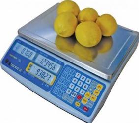 Cantar Comercial Partner FAP 15 Capacitate 6-15kg Afisaj LCD