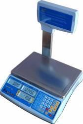Cantar Comercial Partner FAP-P 30 Capacitate 6-15kg Afisaj LCD Cantare de Bucatarie