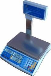 Cantar Comercial Partner FAP-P 6 Capacitate 3000-6000g Afisaj LCD